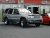 Nissan Pathfinder - kuruptR
