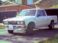 Nissan 720 - Deano B