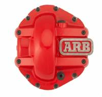 Drive Train - Differential & Transmission Covers - ARB - ARB Rear Differential Cover
