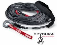 Synthetic Winch Rope & Accessories - Synthetic Winch Ropes - WARN SPYDURA SYNTHETIC ROPE