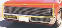 Billet Grilles - Hardbody - Nissan Hardbody Phantom Grille Billet