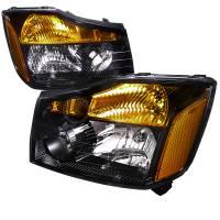Euro Lights - Headlights - Titan Black Housing Headlight