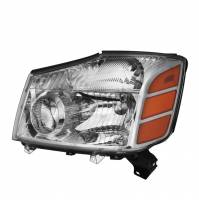 Euro Lights - Headlights - OEM Headlight - Left
