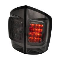 Lighting & Light Accessories - LED Taillights - Armada LED Taillights - Smoke