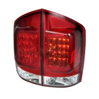 Lighting & Light Accessories - LED Taillights - Armada LED Taillights - Red