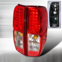 Lighting & Light Accessories - LED Taillights - Frontier LED Tailights - Red