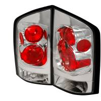 Euro Lights - Tail Lights - ARMADA ALTEZZA CHROME TAILLIGHTS
