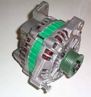 Alternators - Pathfinder Alternators - Mean Green 180 Amp Alternator