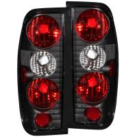 Euro Lights - Tail Lights - Frontier Black Tail lights