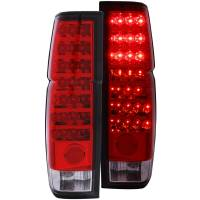 Lighting & Light Accessories - LED Taillights - HARDBODY L.E.D TAIL LIGHTS