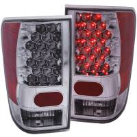 L.E.D TAIL LIGHTS CHROME