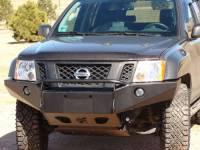 Front Bumpers - Xterra - XTERRA STEEL FRONT BUMPER