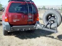 Xterra Steel Rear Bumper - Image 2