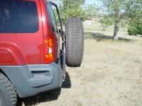 Xterra Steel Rear Bumper - Image 4