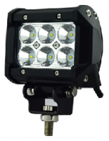 "Lighting & Light Accessories - Light Bars - 4"" Spot Beam Double Row"