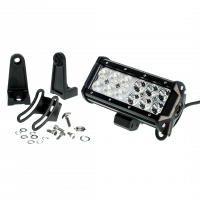 "Lighting & Light Accessories - Light Bars - 7"" Combo Beam Double Row Light Bar"