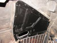 Hood Reinforcement Panel Kit - Image 4