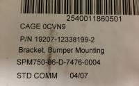 Front Bumper Mounting Bracket - Image 2