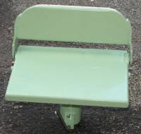 Unimog & Other Military Vehicles - Metal Seat with a Lock and Release Base