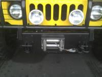 Hummer Front Winch Mount Bumper - Image 4