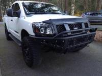 TITAN STEALTH FRONT BUMPER - Image 1