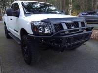 Front Bumpers - Titan - TITAN STEALTH FRONT BUMPER