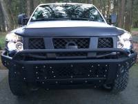 TITAN STEALTH FRONT BUMPER - Image 2