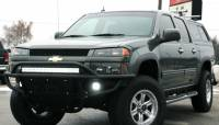 Armor - FRONT BUMPERS - CHEVY COLORADO/GMC CANYON STEALTH FRONT BUMPER