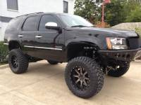 Armor - FRONT BUMPERS - CHEVY AVALANCHE/SUBURBAN/TAHOE STEALTH FRONT BUMPER