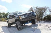 CHEVY AVALANCHE/SUBURBAN/TAHOE STEALTH FRONT BUMPER