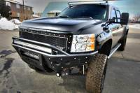 CHEVY 2500/3500 HD STEALTH FRONT BUMPER