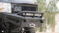 Armor - FRONT BUMPERS - CHEVY 2500/3500 HONEYBADGER FRONT BUMPER