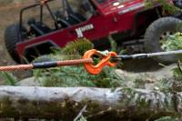 "3/8"" SUPERLINE WINCH EXTENSION WITH G100 COBRA SLING HOOK - Image 3"