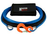 "3/16"" CLASSIC WINCH EXTENSION WITH G100 COBRA SLING HOOK - Image 2"