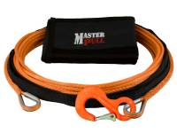 "3/16"" CLASSIC WINCH EXTENSION WITH G100 COBRA SLING HOOK - Image 3"