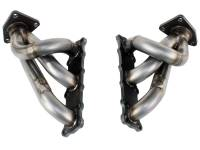 TWISTED STEEL HEADERS
