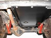 ENGINE/TRANSMISSION SKID PLATE