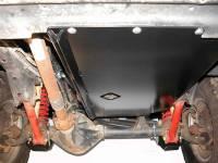 ENGINE/TRANSMISSION SKID PLATE