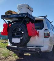 Hitchgate Max Tire Carrier - Image 4