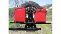 Hitchgate Max Tire Carrier