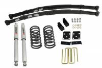 Lowering Components - Titan - TITAN LOWERING KIT WITH SHOCKS