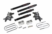 Lowering Components - Frontier - FRONTIER LOWERING KIT WITH NITRO DROP 2 SHOCKS