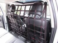 Xterra Behind Front Seat Barrier Divider