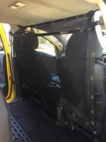 Titan Behind Front Seat Barrier Divider - Image 4