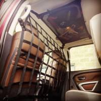 Titan Crew Cab Ceiling Storage Net - Image 4