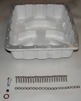 Drive Train - Differential & Transmission Covers - Armada Transmission Pan