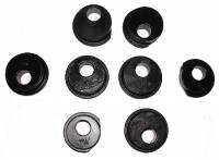 Polyurethane Suspension Products - Frontier Bushings - R180A Front Differential Drop Down Bushings