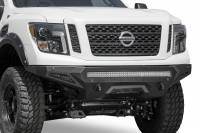 Front Bumpers - Titan - TITAN XD STEALTH FIGHTER FRONT BUMPER W/ SENSORS