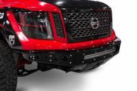 Front Bumpers - Titan - TITAN XD VENOM R FRONT BUMPER