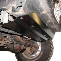 Sway Bar Disconnect Skid Plate - Image 2
